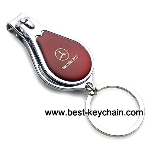 Promotion keychain manufactory bag hanger purse hanger for Mercedes benz keychain